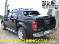 Кунг кабина для Nissan Navara Long FULLBOX