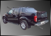 Кунг кабина для Nissan Navara Long GRANDBOX
