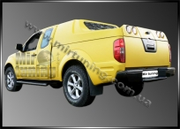 Кунг кабина для Nissan Navara Long VIP GRANDBOX