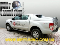 Кунг кабина для Ford Ranger 2 FULLBOX