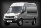Mercedes Benz Sprinter W906 (2007-2012)
